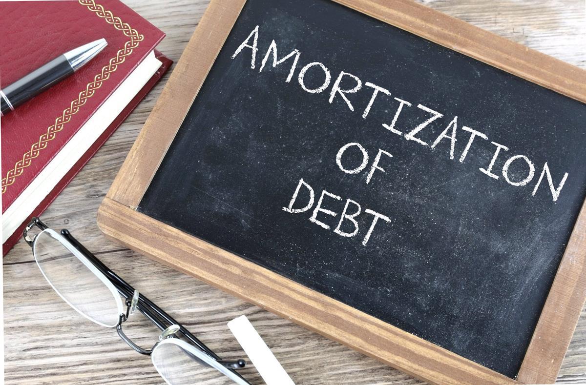 Amortization Of Debt