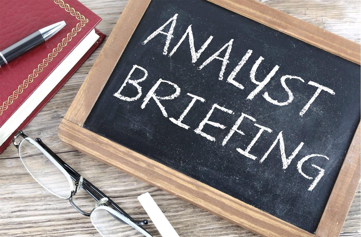 Analyst Briefing