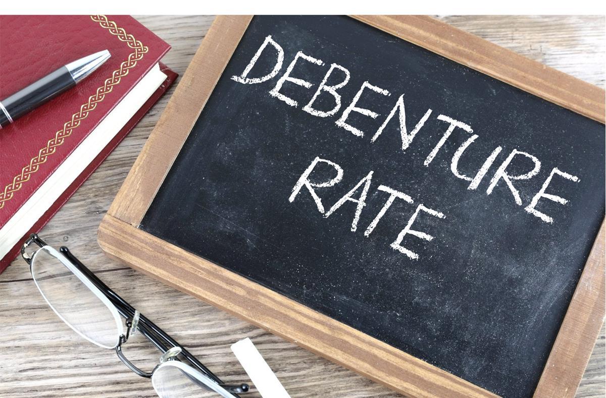Debenture Rate