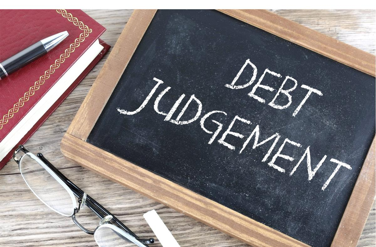 Debt Judgement
