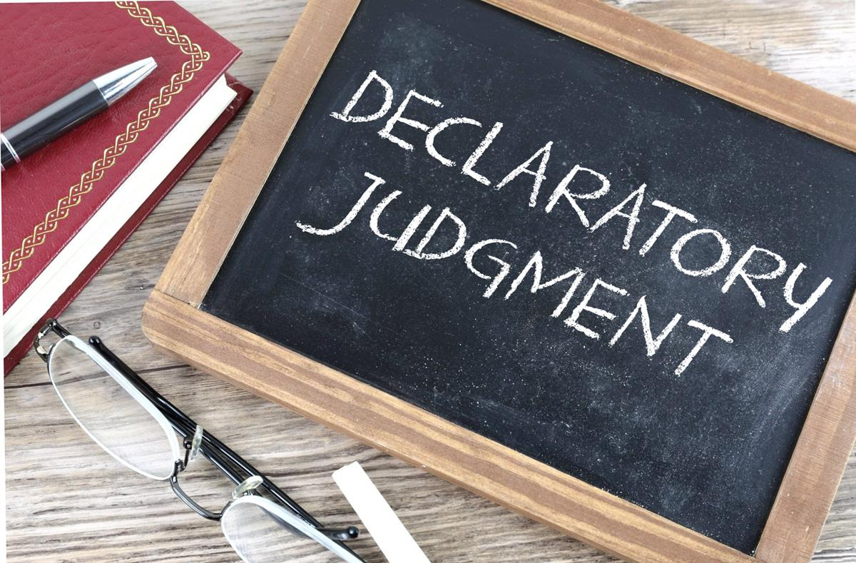 Declaratory Judgment