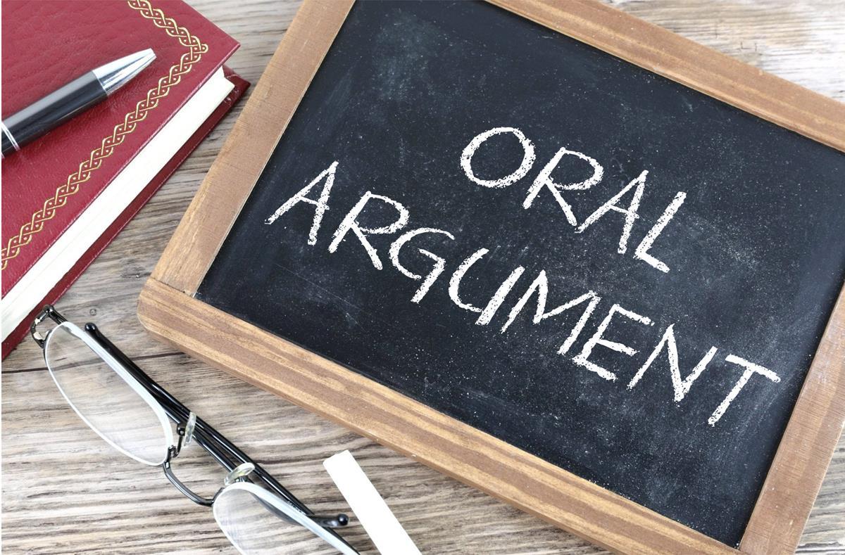 Oral Argumet