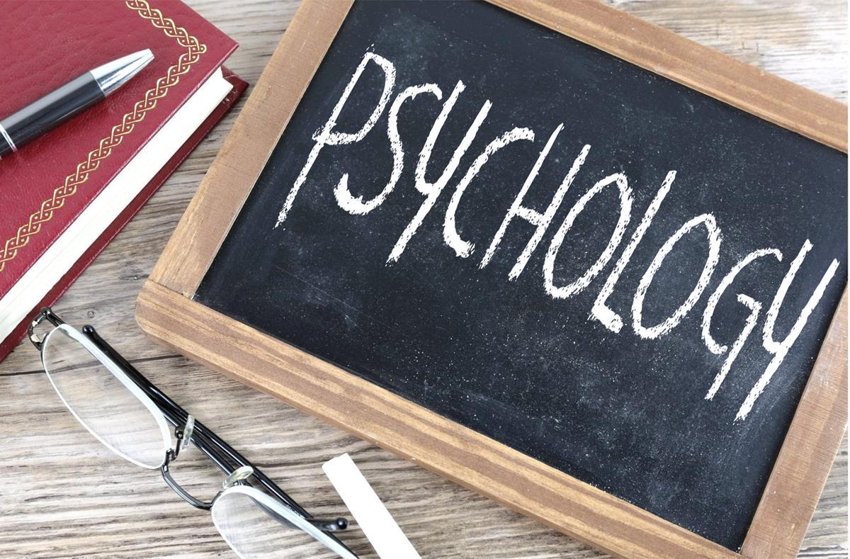 Psychology - Free Creative Commons Chalkboard image