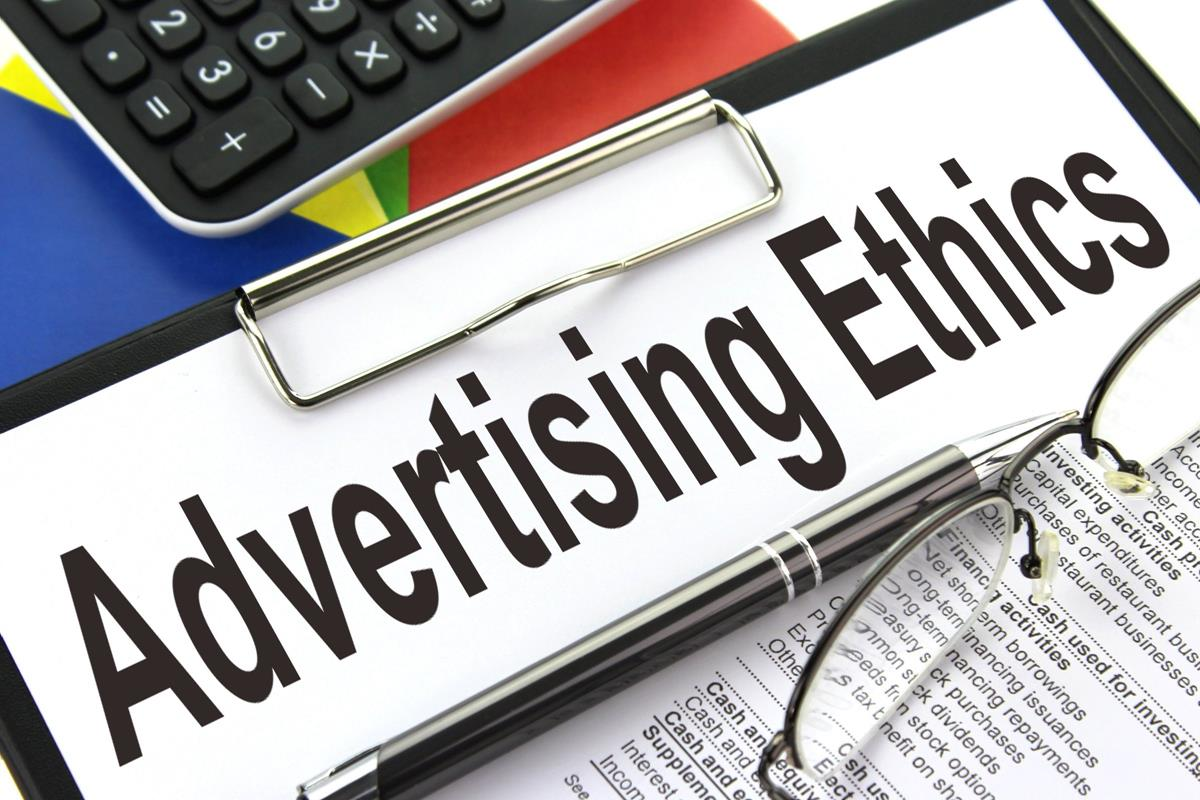 Kết quả hình ảnh cho ADVERTISING ETHICS