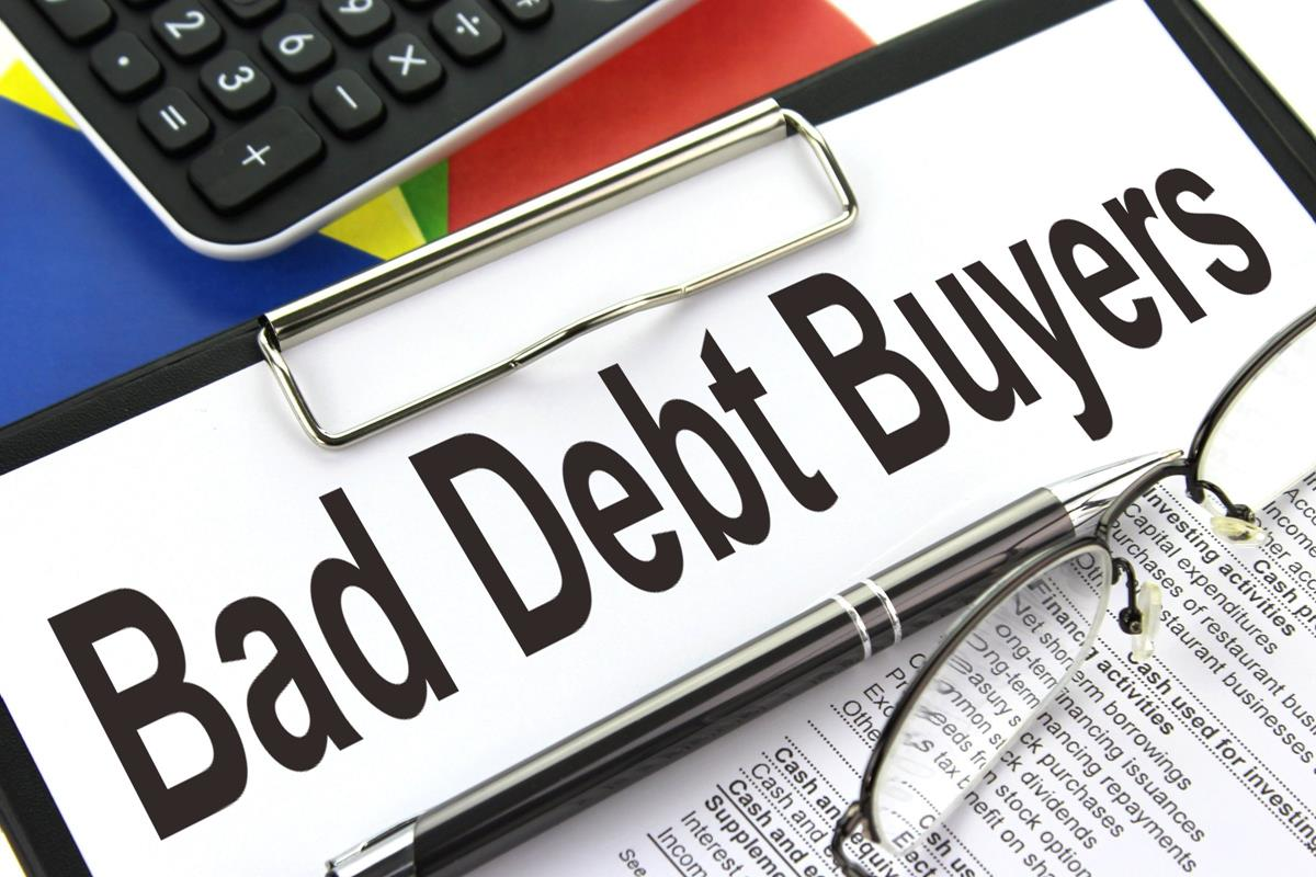 Bad Debt Buyers
