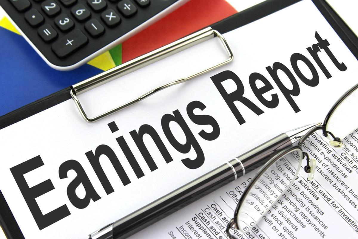 Earnings Report