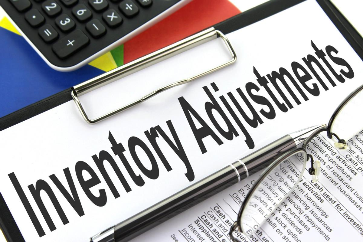 Inventory Adjustments