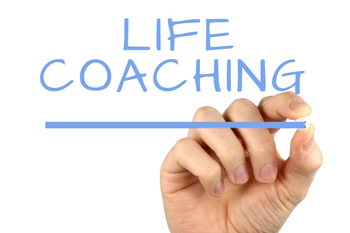 Life Coaching - Handwriting image