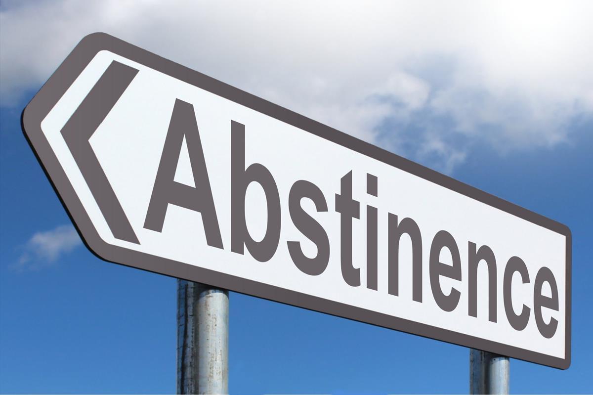 Abstinence