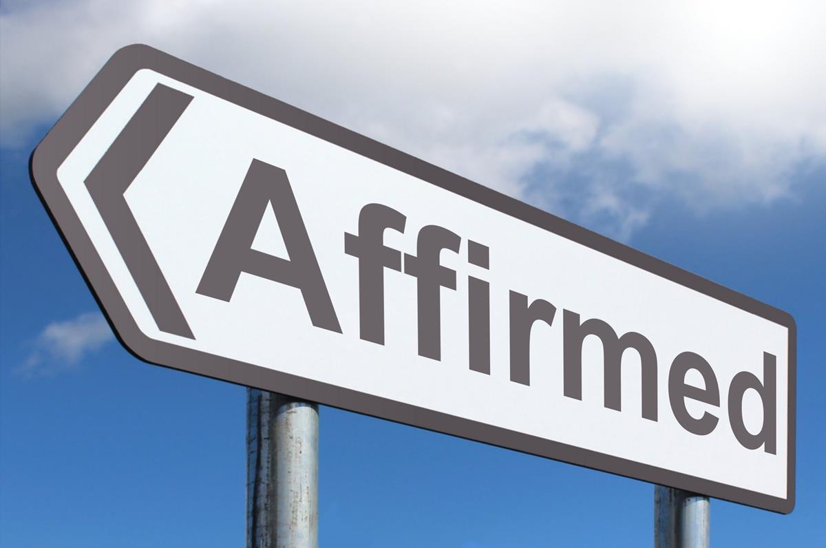Affirmed