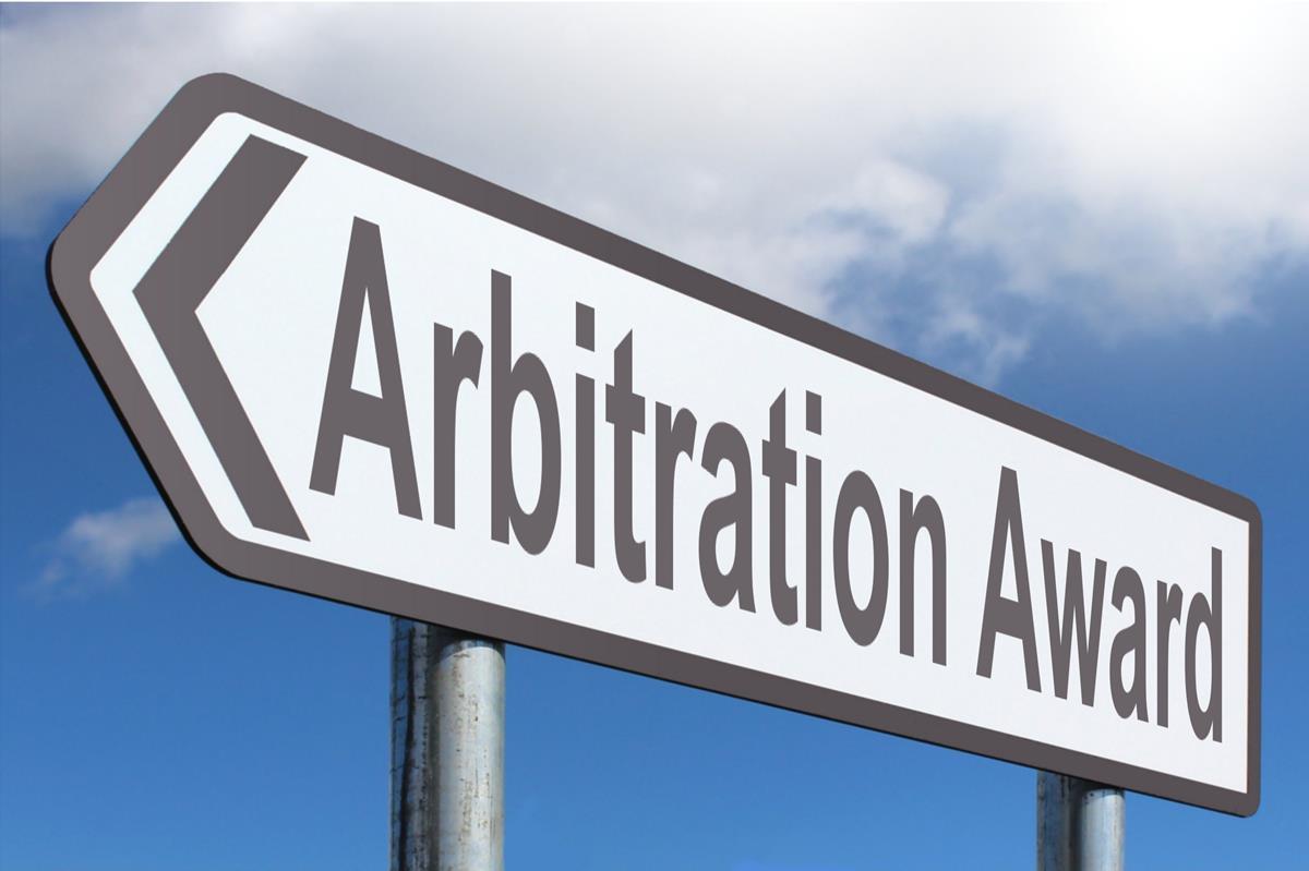Arbitration Award