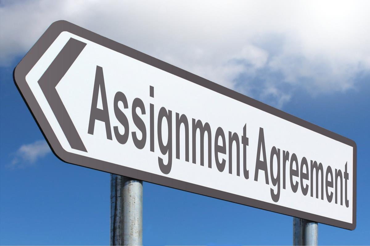 Assignment Agreement
