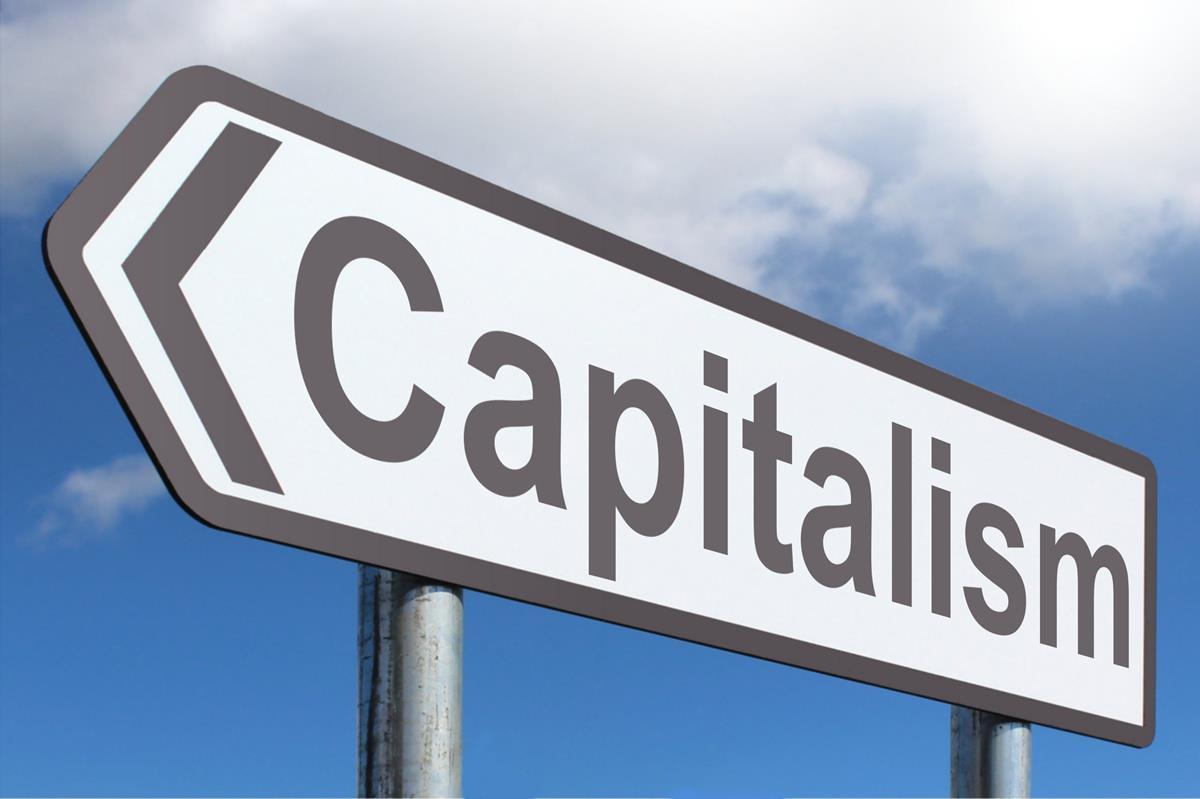 Kapitalisme Berbalut Fiqh