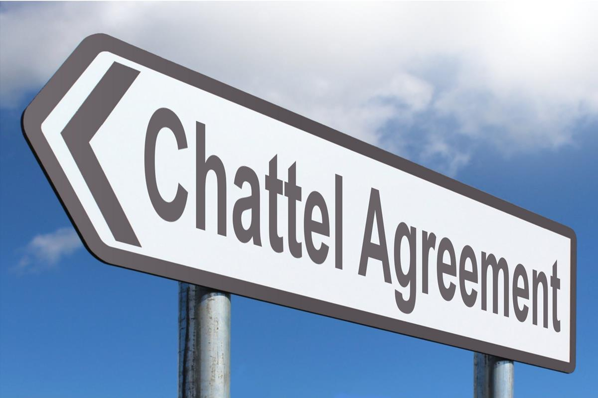 Chattel Agreement