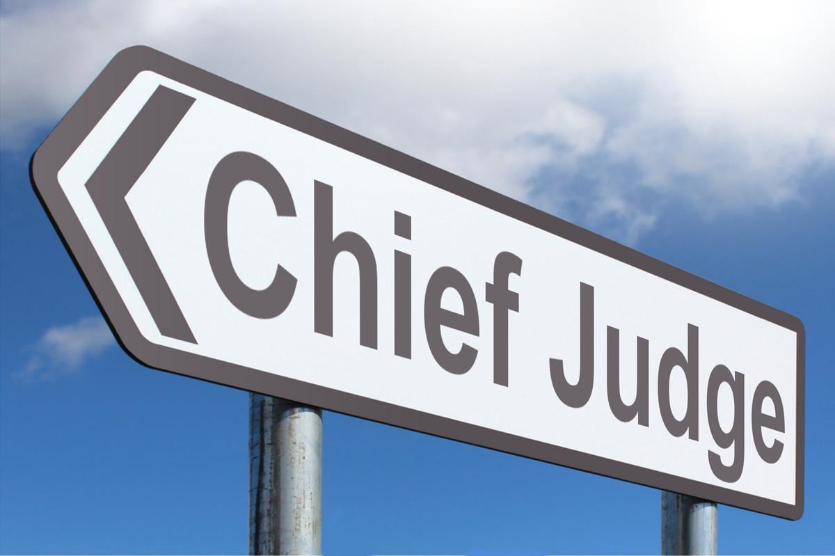 Chief Judge