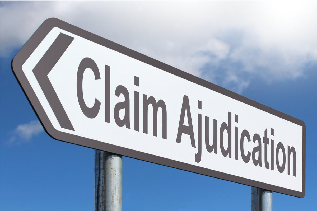 Claim Ajudication