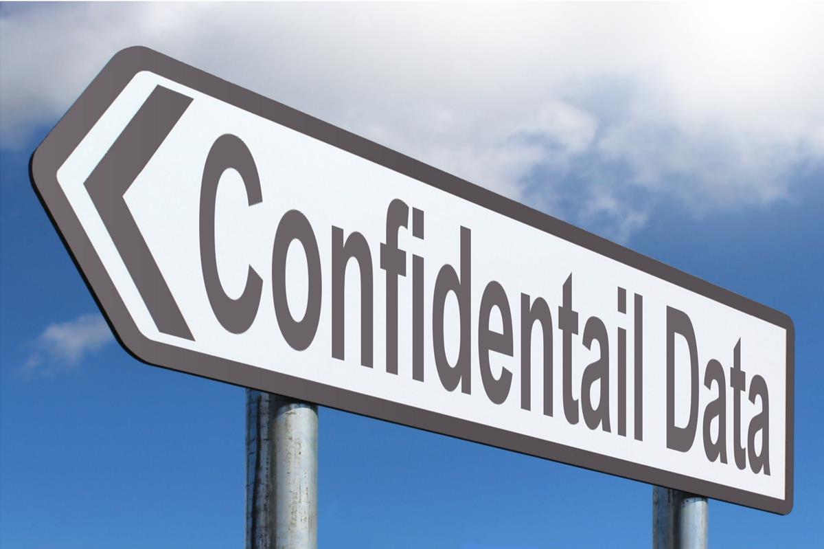 Confidentail Data
