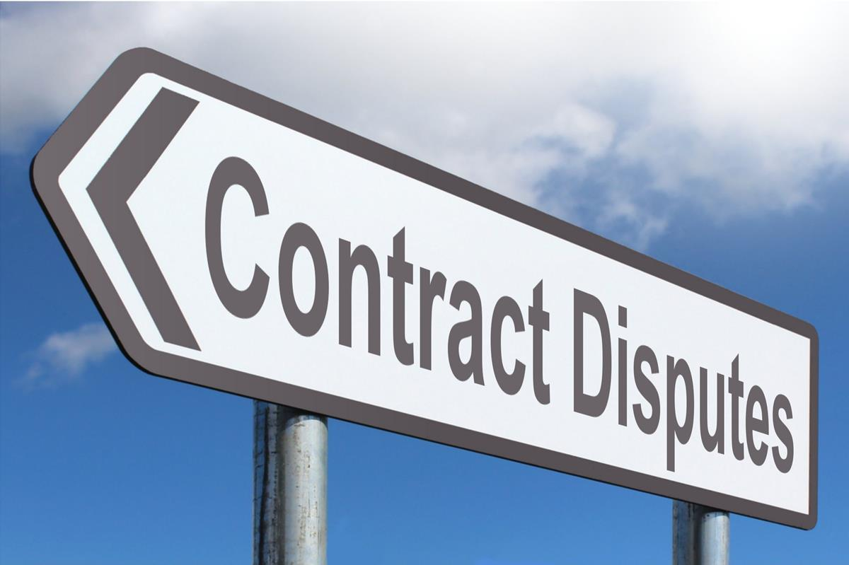 Contract Disputes