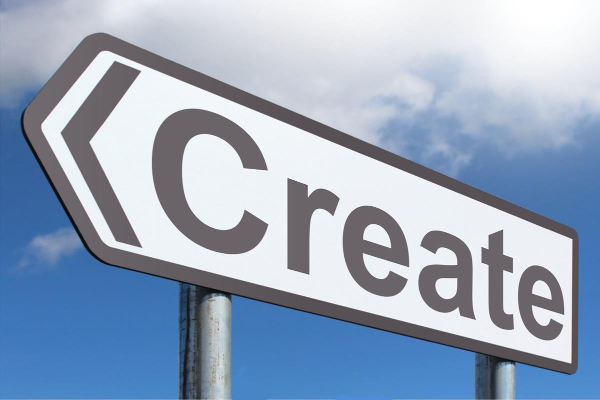 Create - Highway Sign image