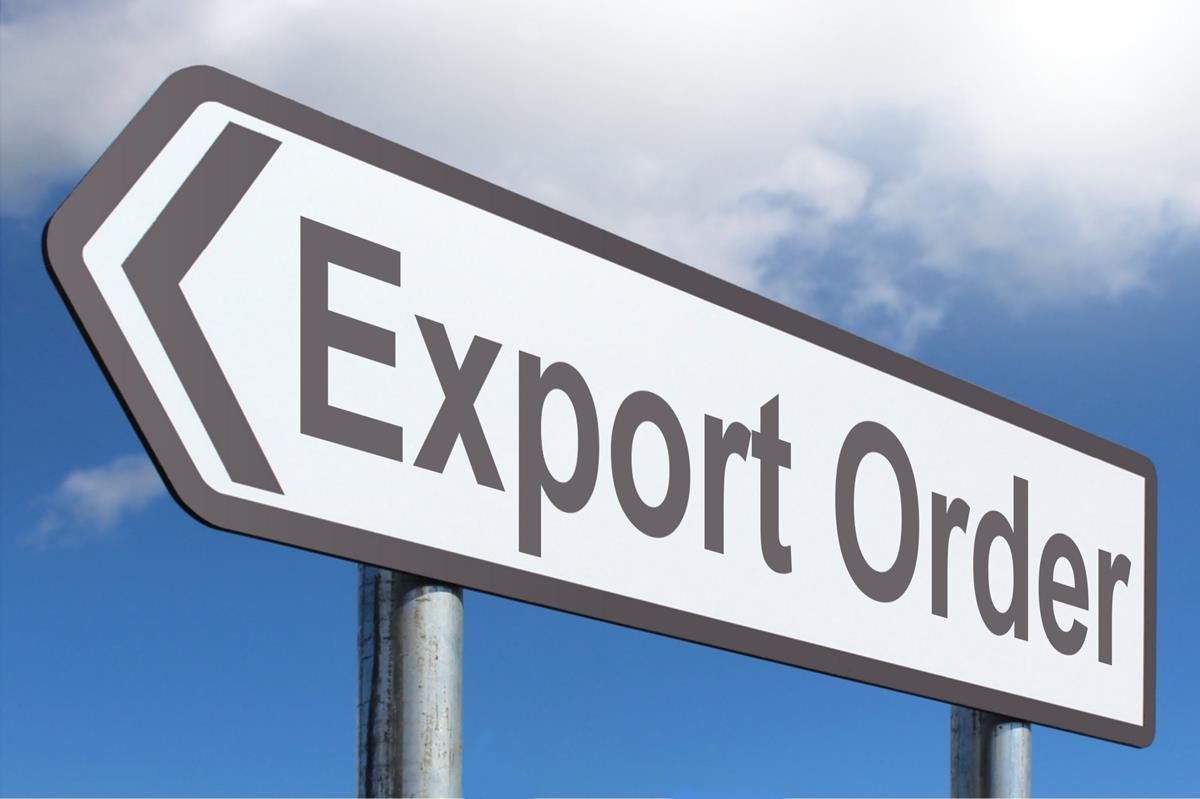 Export Order