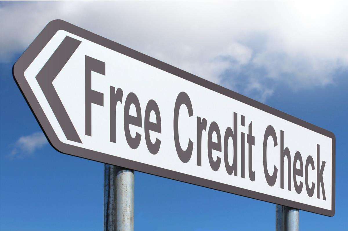 Free Credit Check