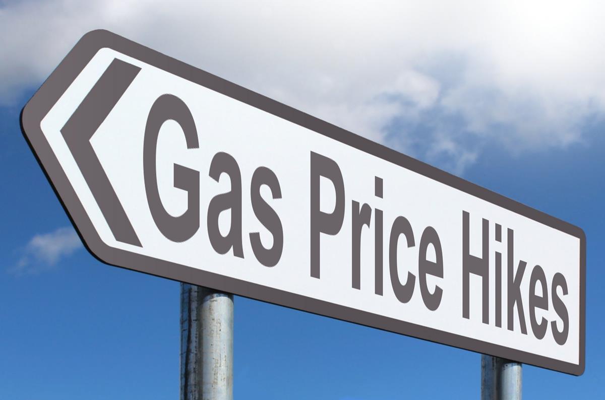Gas Price Hikes