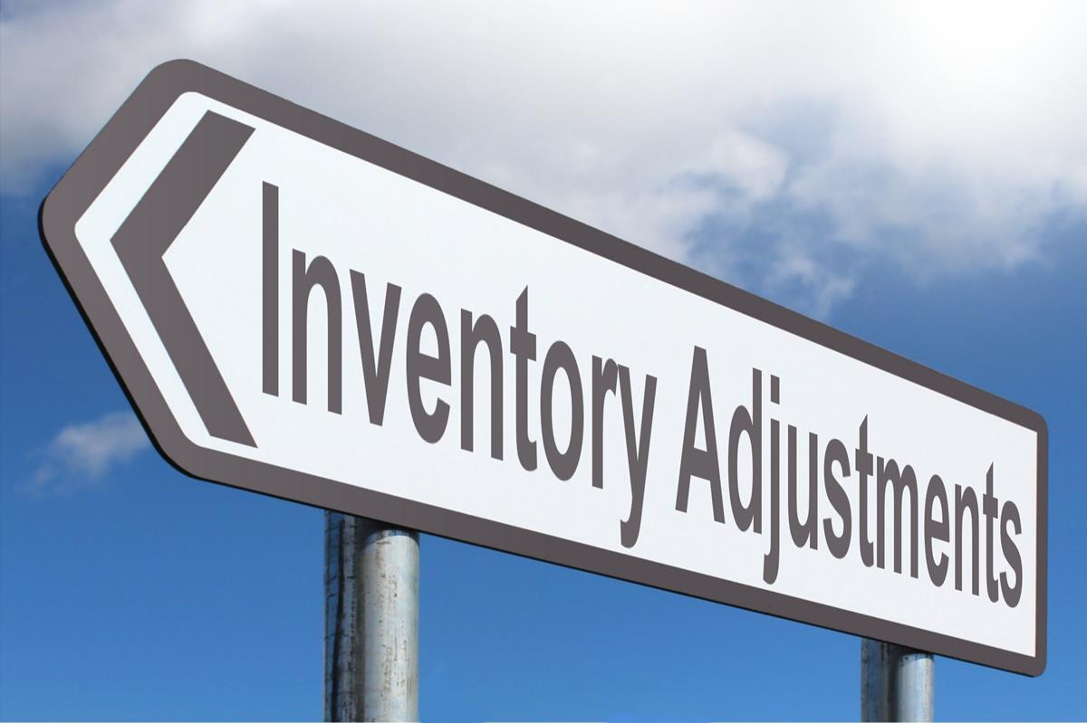 Inventory Adjustments