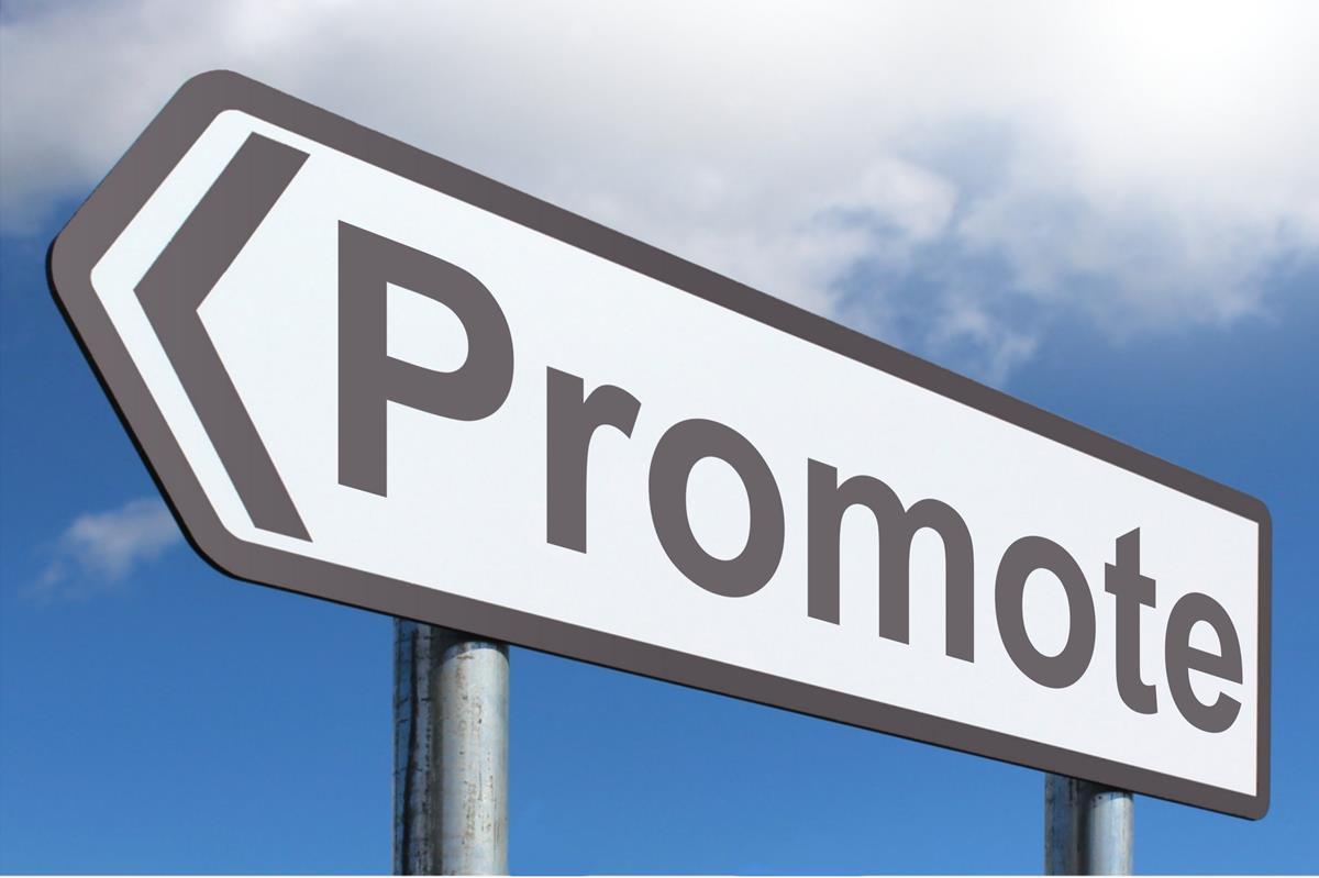 Promote - Highway Sign image