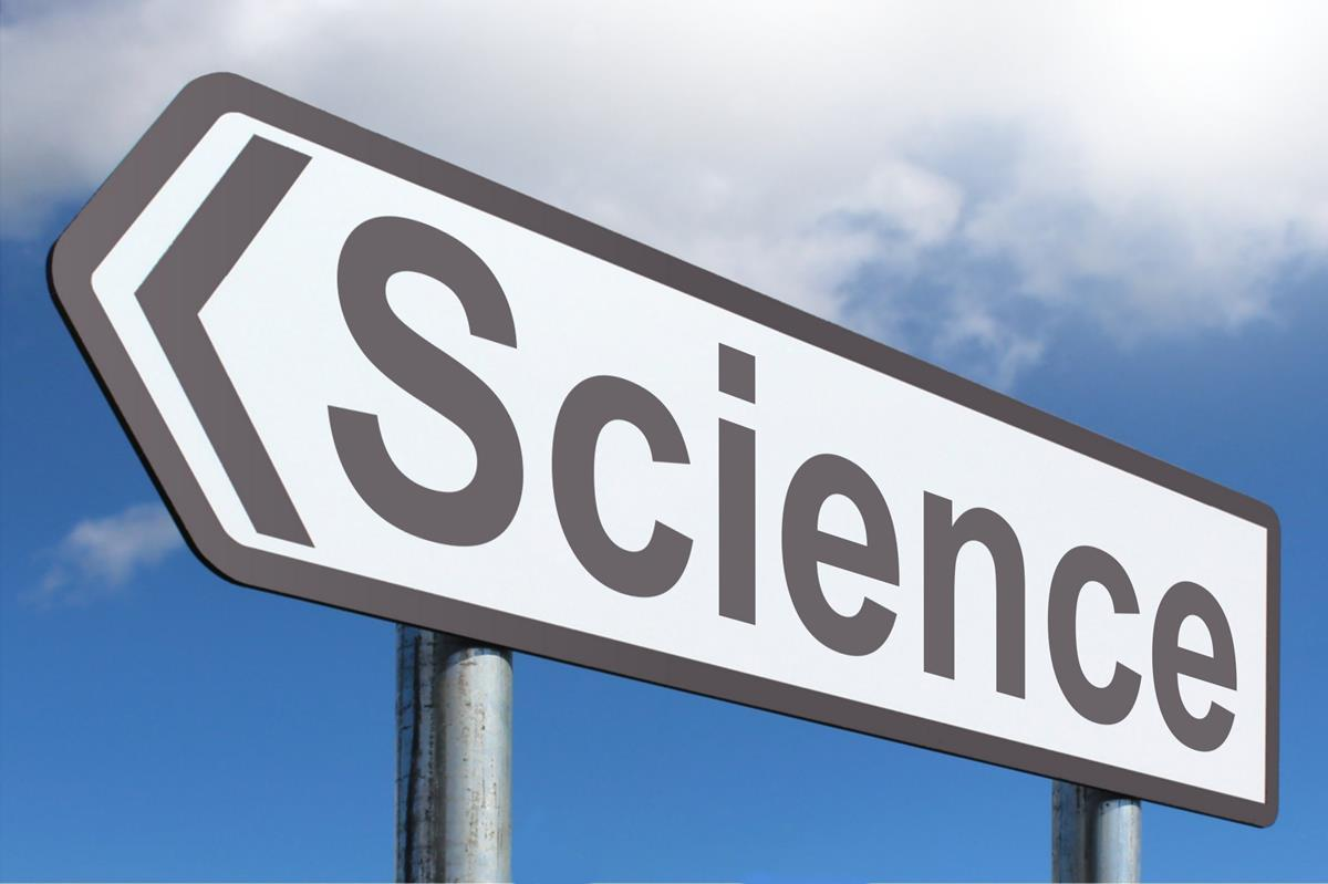 Science - Highway Sign image