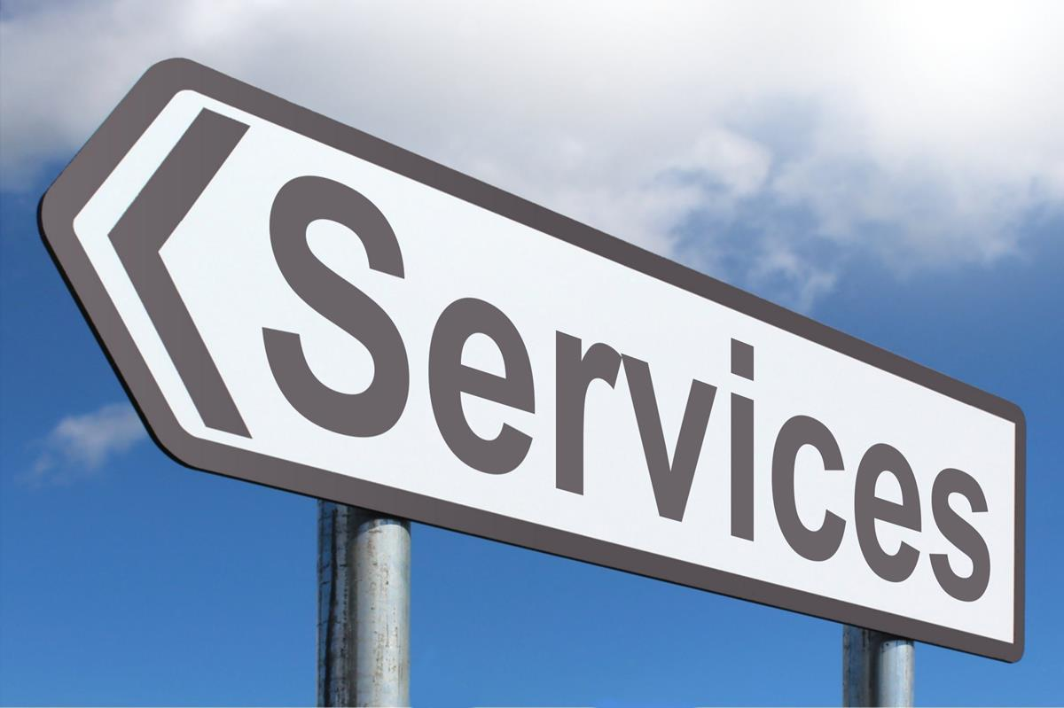 Services - Highway Sign image