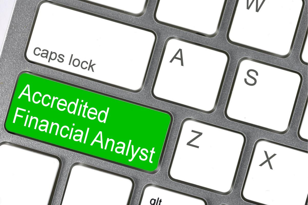 Accredited Financial Analyst