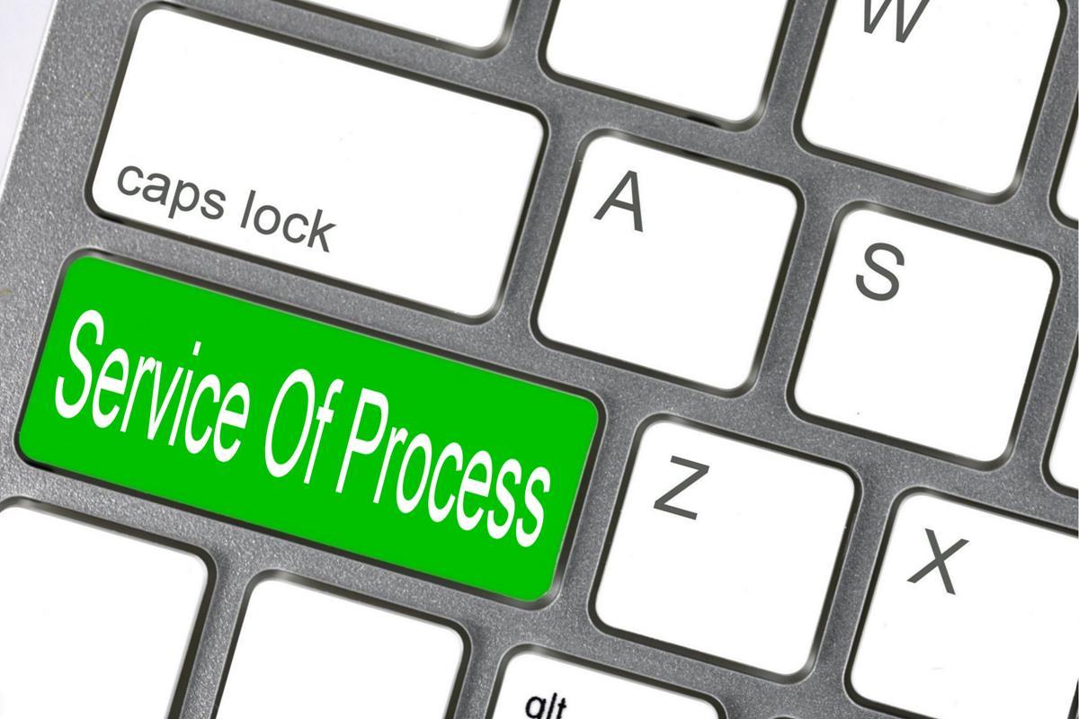 Cervice Of Process