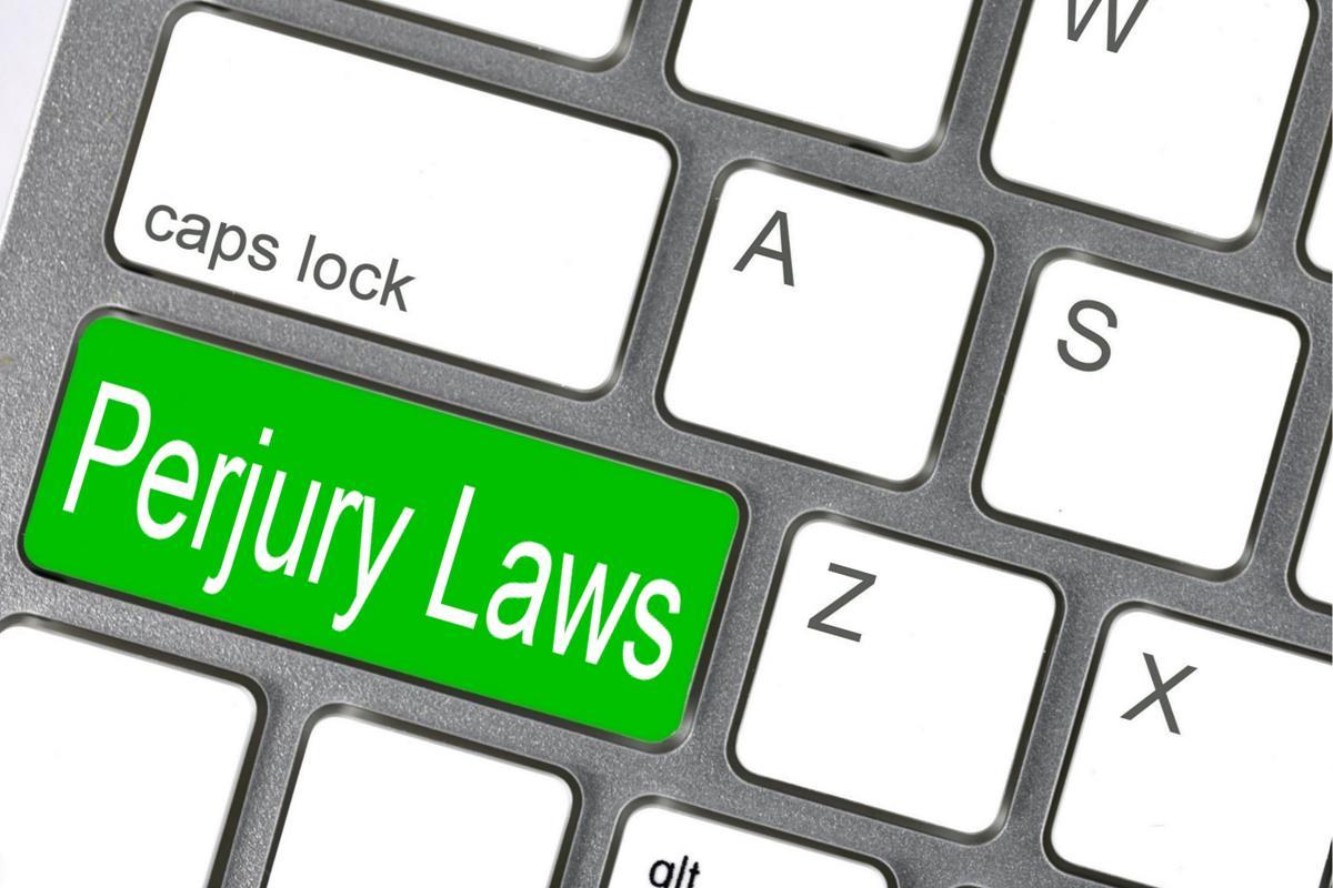 Perjury Laws