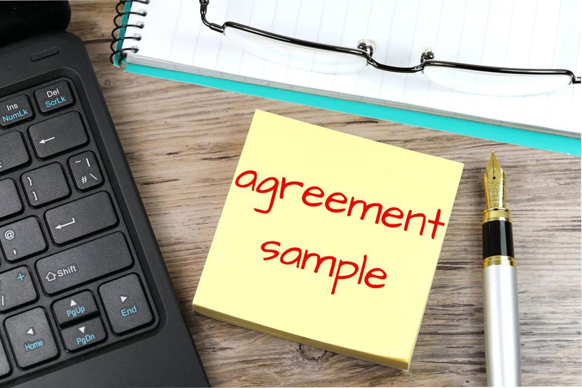 Agreement Sample