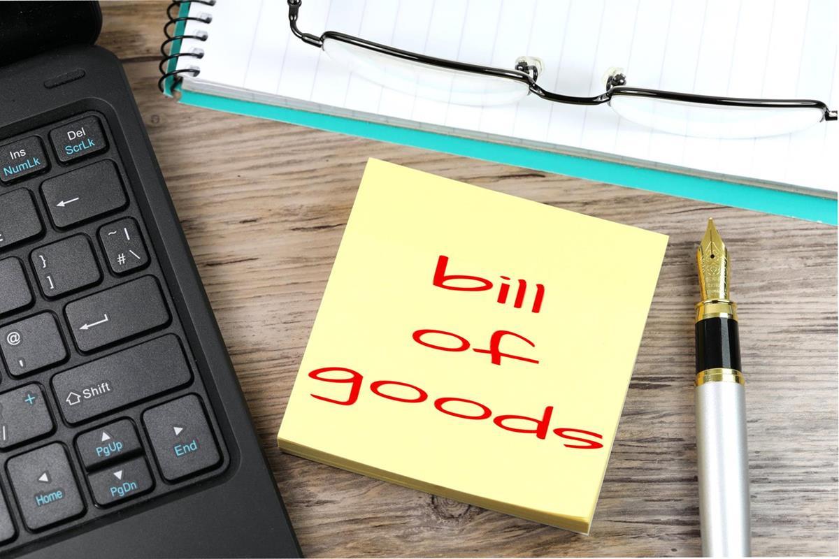 Bill Of Goods