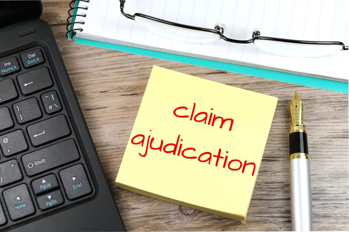 Claim Ajudication