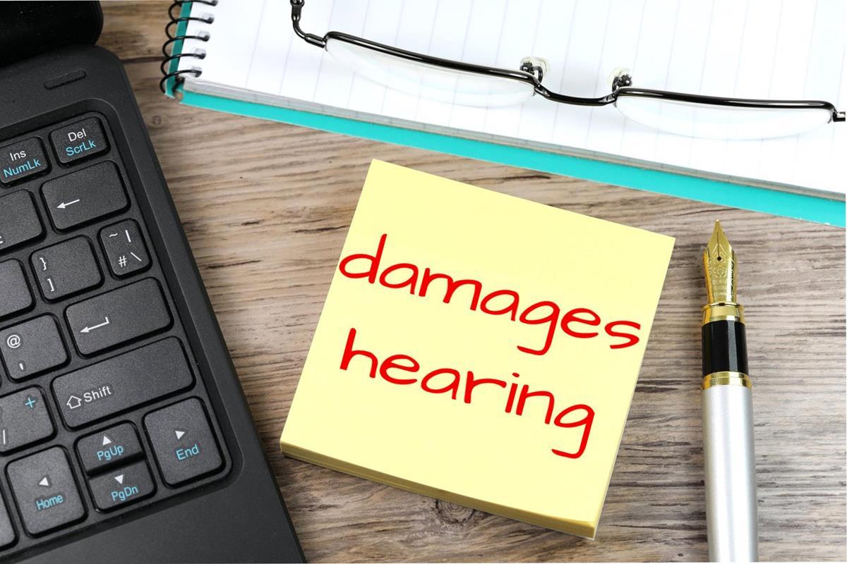 Damages Hearing