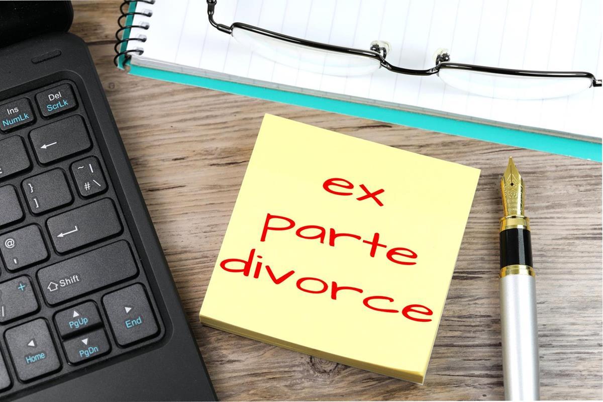 Ex Parte Divorce