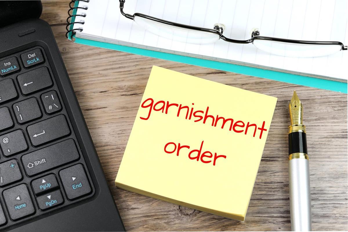 Garnishment Order