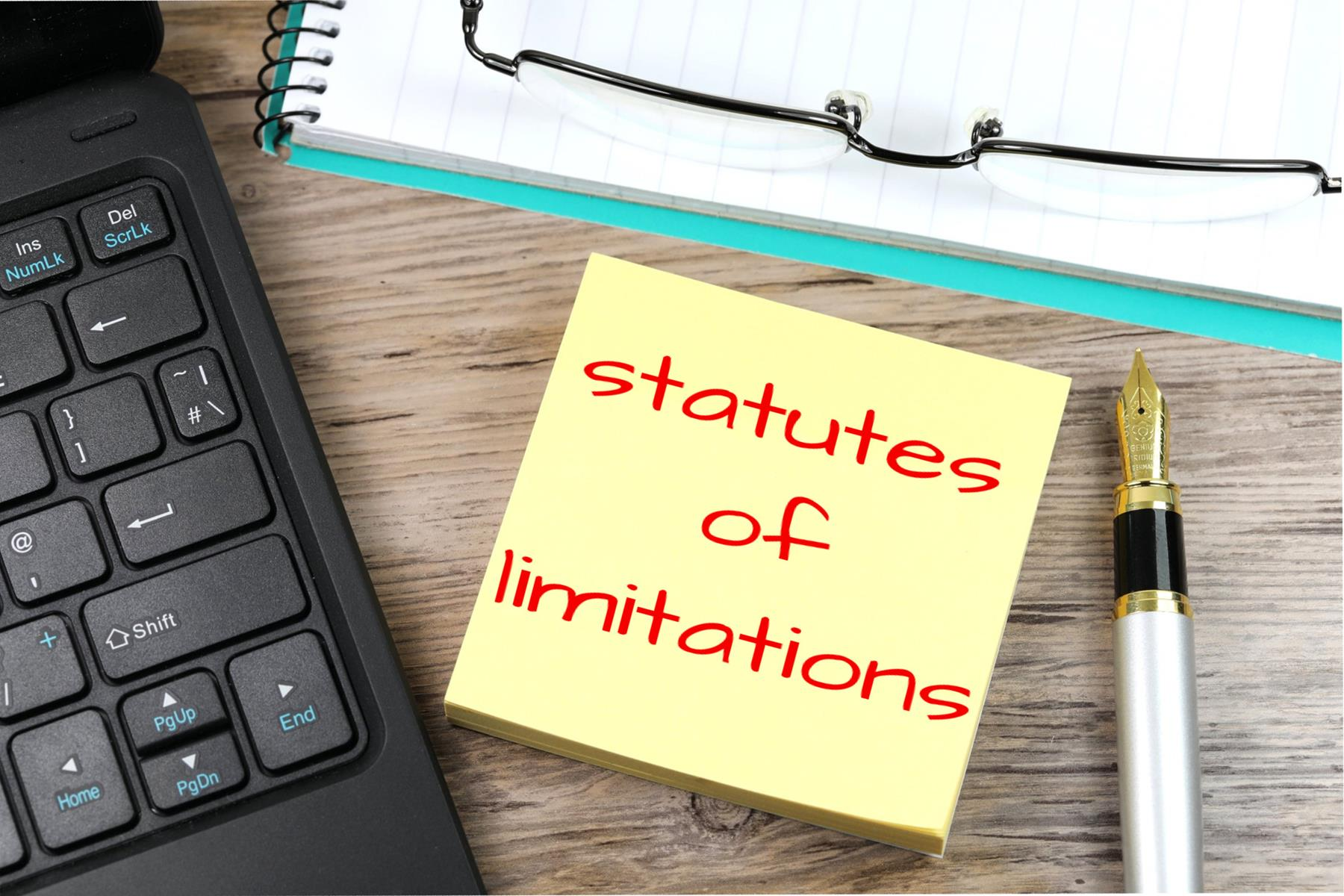 Statutes Of Limitations