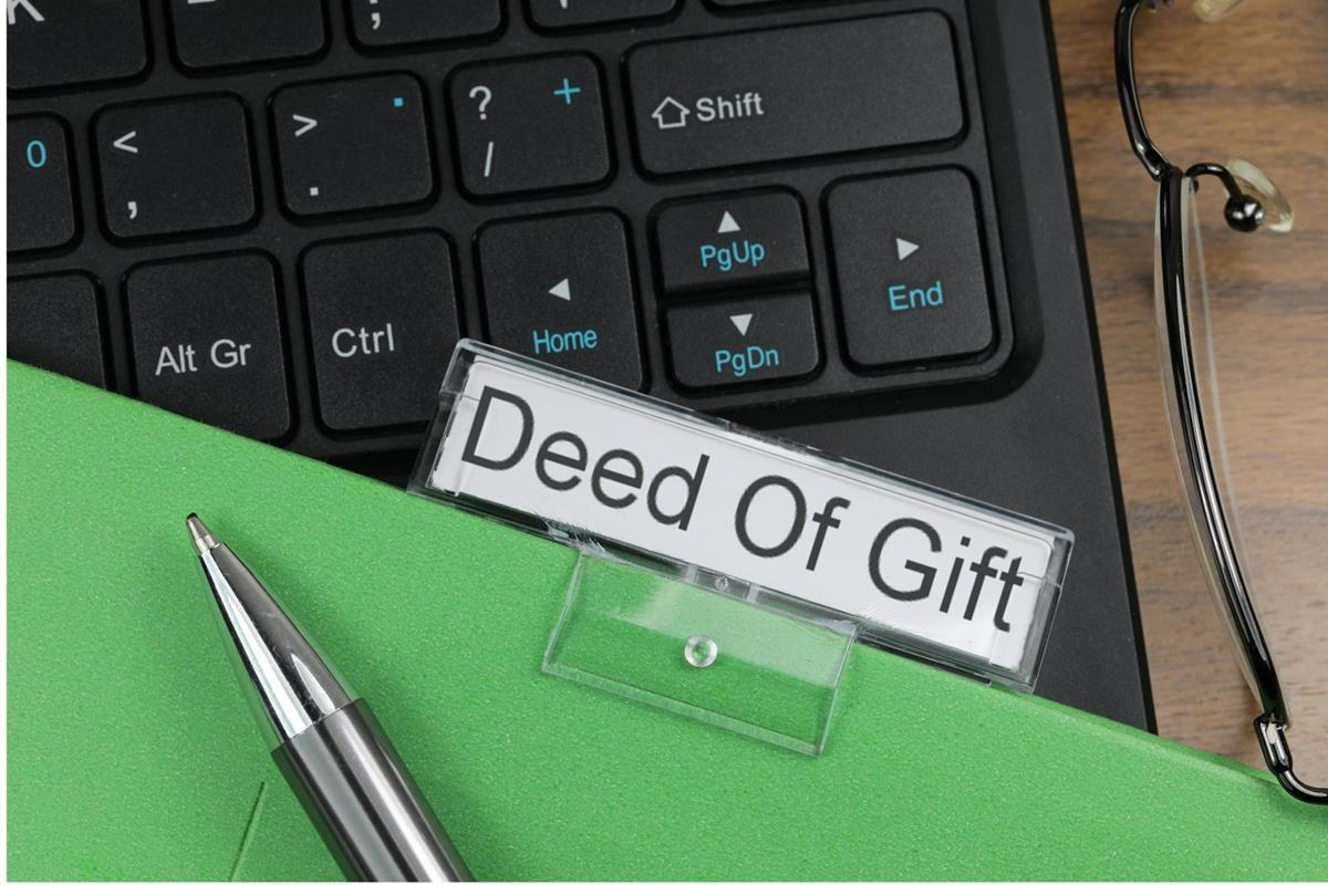 Deed Of Gift
