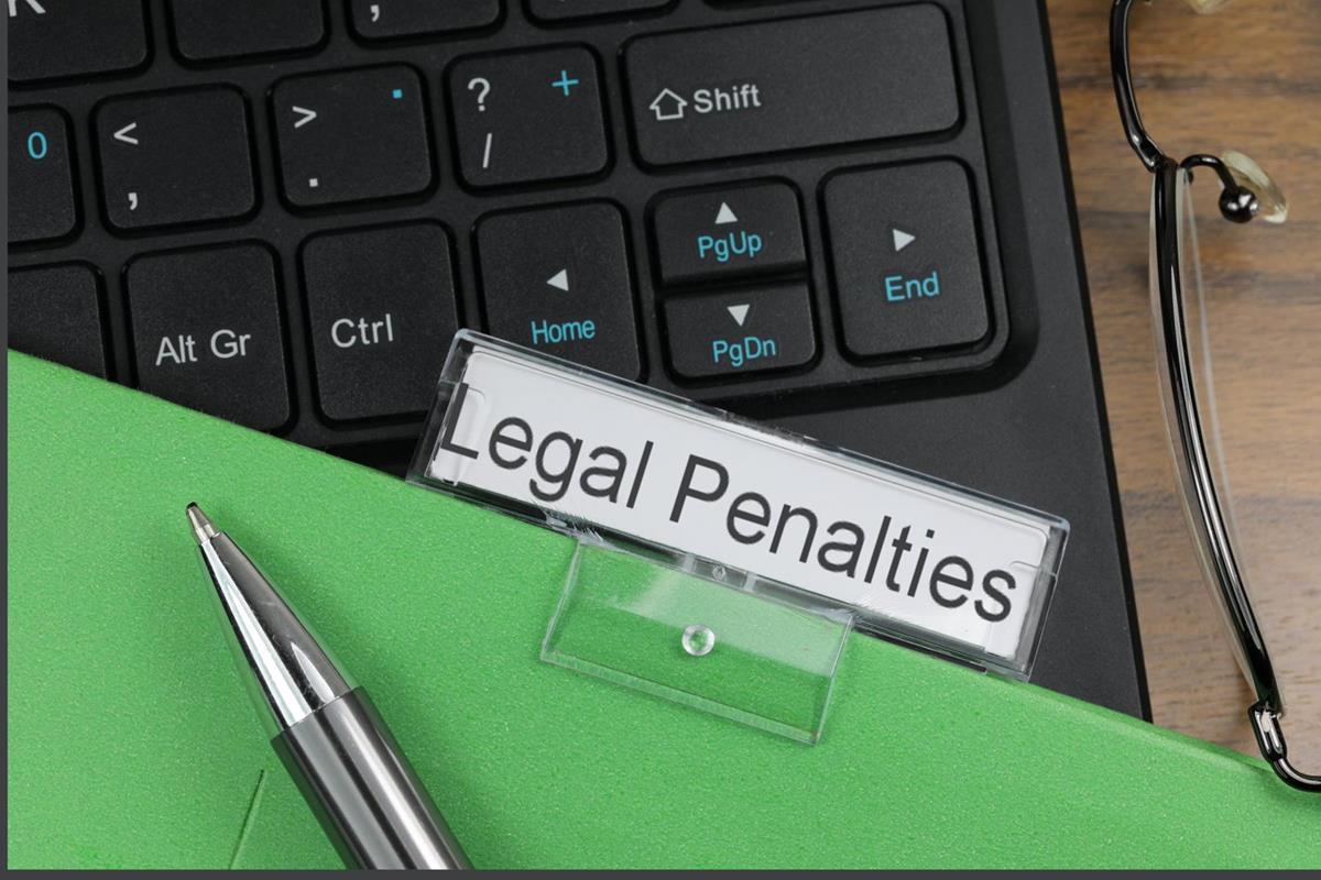 Legal Penalties