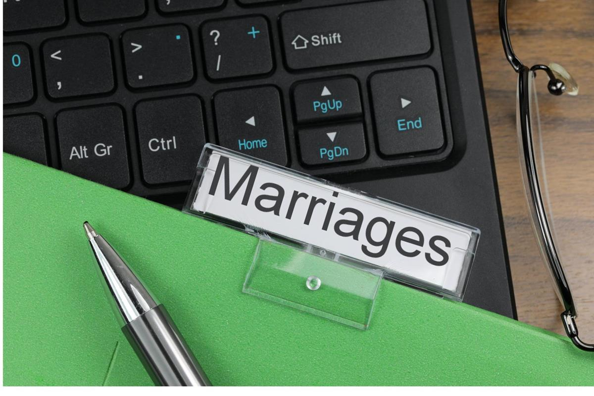 Marriages