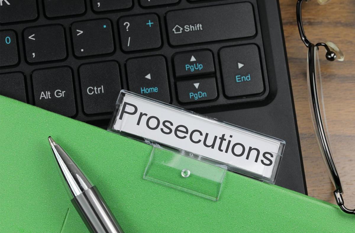 Prosecutions