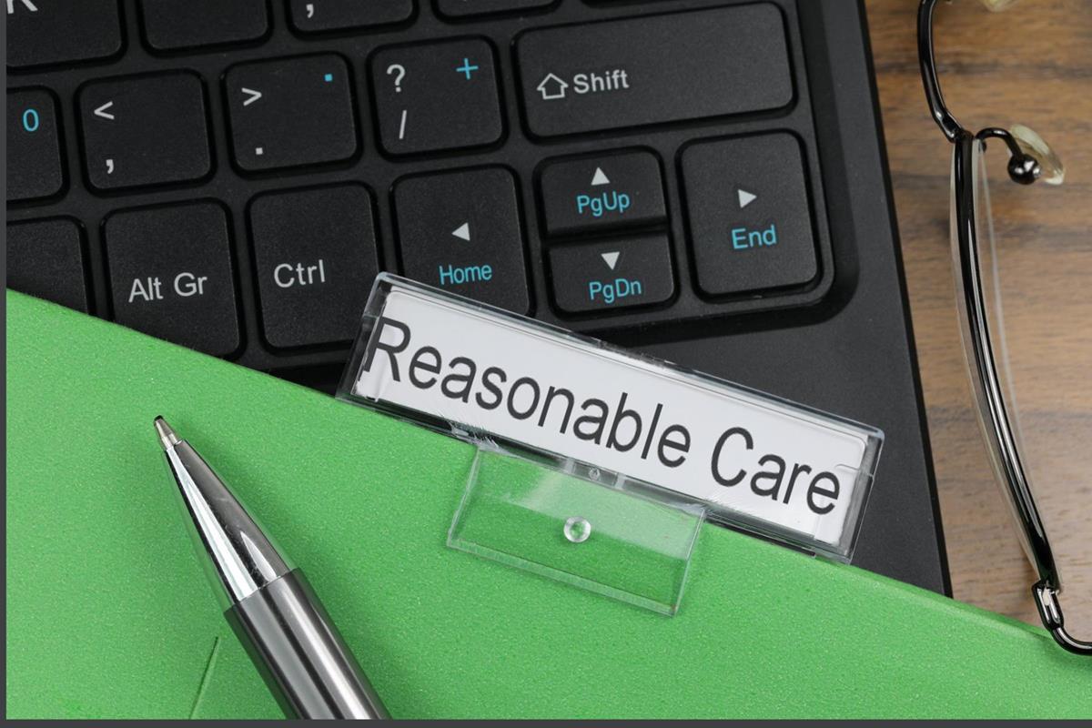 Reasonable Care