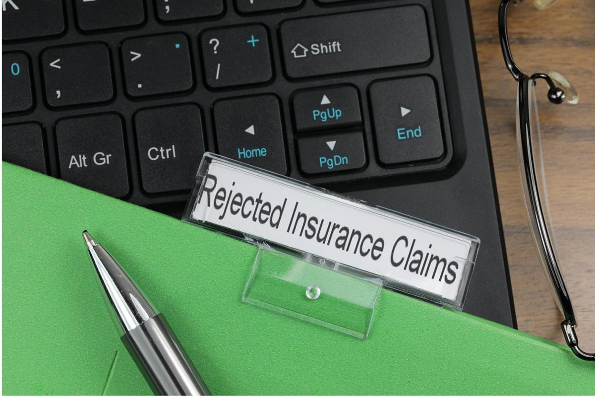 Rejected Insurance Claims