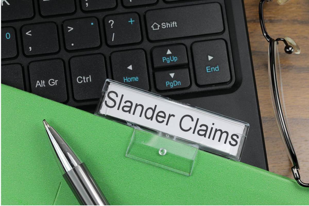 Slander Claims